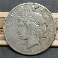 Monday, Feb 22 Monthly Coin Collector Online Auction