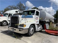 Fuel Transport & Logistic Carrier Fleet: Commercial Trucks