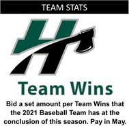 Huntington University Baseball Fundraiser  Auction