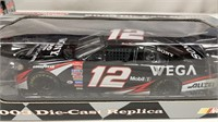 OnLine Only Nascar, Die Cast Cars  #2 Auction
