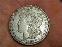 1921 D Morgan SILVER DOLLAR    #2