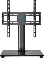 PERLESMITH Swivel Universal TV Stand