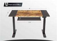 FEZIBO Height Adjustable Electric Standing Desk