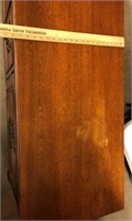 Triple dresser with double mirror Thomasville