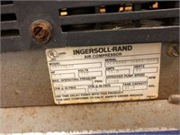 Charge Air-pro Ingersoll Rand air Compressor