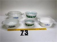 Pyrex Corningware