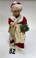 Animated Mrs. Santa Claus