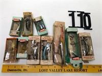 Fishing Tackle box w/Lures NIB