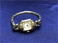 14k Gold Waltham & 10kt Gold Filled Bulova watches
