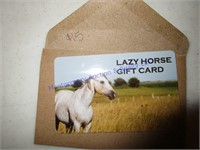 LAZY HORSE AND JEWELRY BUNDLE
