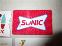 SONIC AND YMCA