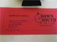 DOWN SOUTH GIFT
