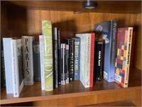 Assortment of Books on Art
