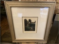 Kepruss Framed, Pencil Signed and Numbered Print