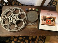 Early Camera Reel, Canister and More