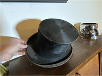 Young Brothers Beaver Pelt Hat