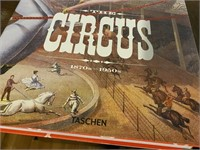 """The Circus"" Book by Taschen 1870's to 1950""s"