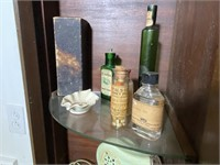 7 Pcs. Early Apothecary and More Bottles