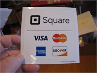 WE USE SQUARE FOR OUR CREDIT CARD PROCESSING