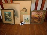 CRATTY ESTATE AUCTION-ANTQS, COINS, HH