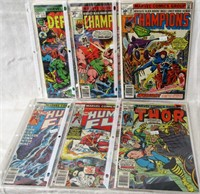 Collectible Comic Book Golden Age - Modern Online Auction