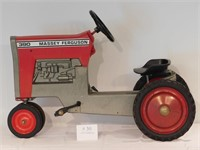 Yoder Pedal and Collectible Tractor & Toy Auction