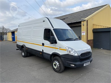 2014 IVECO DAILY 70C17 at TruckLocator.ie