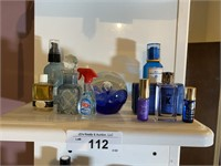 Assortment of Designer Perfume Samples and More