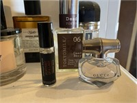 Full Size and Sample Size Perfumes- Gucci & More