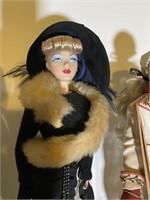"""16"""" Ashton Drake Gene """"A Lady Knows…"""" Doll"""