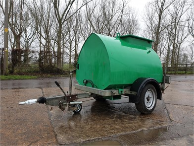 ABBI 1000 LTR FAST TOW FUEL BOWSER at TruckLocator.ie