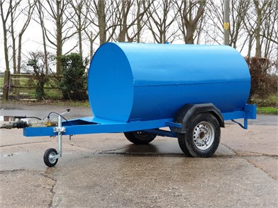 TRAILER ENGINEERING FAST TOW 1000LTR FUEL BOWSER at TruckLocator.ie