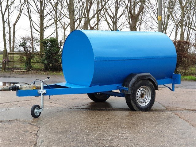 2010 TRAILER ENGINEERING FAST TOW 1000LTR FUEL BOWSER at TruckLocator.ie