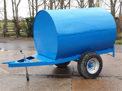 TRAILER ENGINEERING SITE TOW 2000LTR FUEL BOWSER at TruckLocator.ie