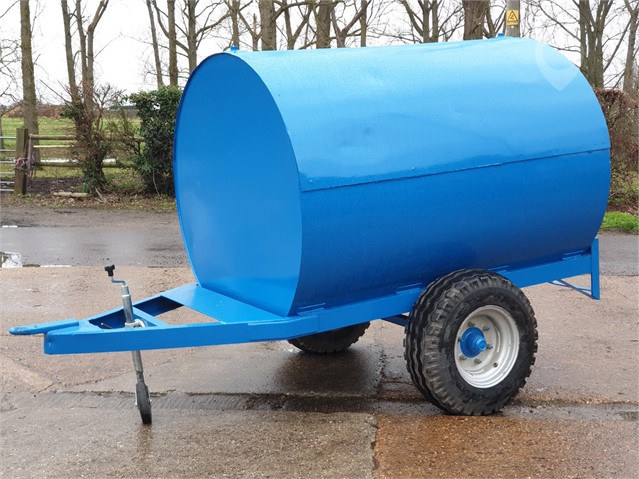 2010 TRAILER ENGINEERING SITE TOW 2000LTR FUEL BOWSER at TruckLocator.ie
