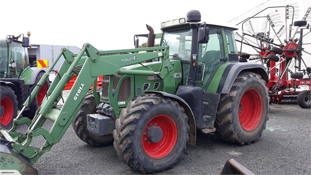 2008 FENDT 716 VARIO TMS at used.piako.co.nz