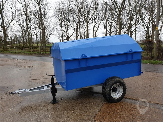 2010 WESTERN WESTERN 2000LTR SITE TOW FUEL BOWSER at TruckLocator.ie