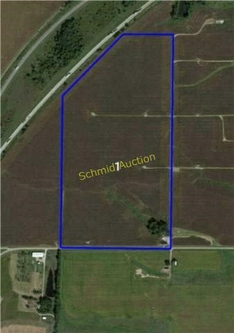 Tract 1: 76.52 + or - Acres mostly tillable farm