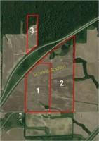 Oak Tree Holding Company 220.4 Land Auction