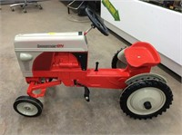 COLLECTIBLE FARM TOYS - PEDAL TRACTORS - RACECARS & MORE