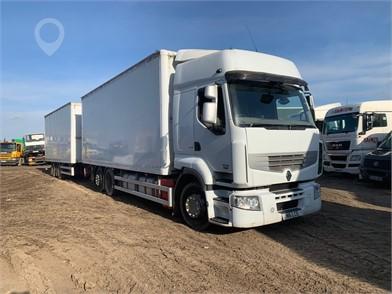 RENAULT PREMIUM 450 DXI at TruckLocator.ie