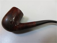 4 Vintage Tobacco Pipes