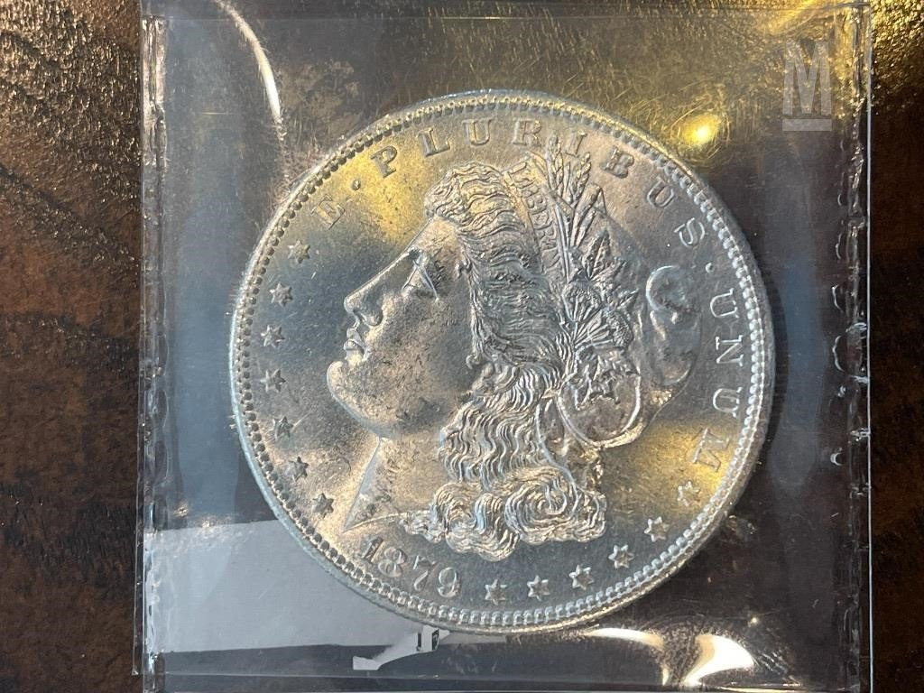 1879 Morgan Silver Dollar Other Items For Sale 2 Listings Marketbook Ca Page 1 Of 1