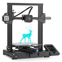 Ender 3 V2 Upgraded 3D Printer