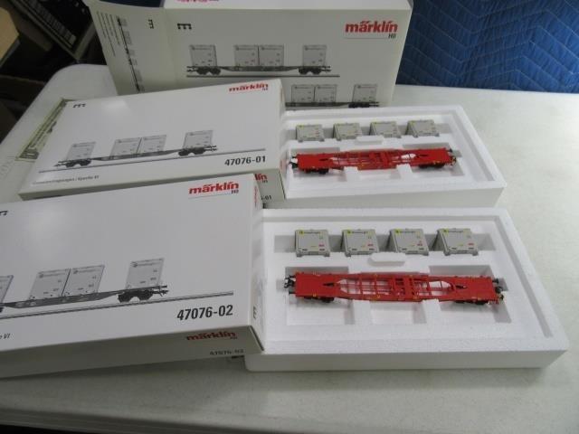Huge Hobby Train ESTATE Collection New~Vtg 12pmMTN Tues 3/9
