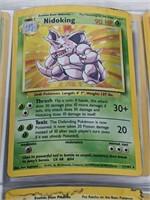 1999 COMPLETE Pokemon Base Set FAIR CONDITION