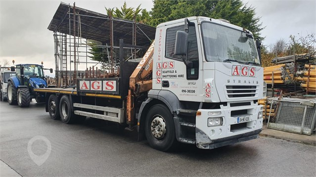 2004 IVECO STRALIS 310 at TruckLocator.ie