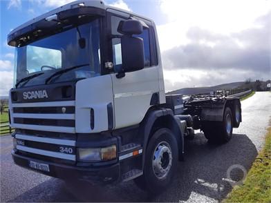 2000 SCANIA C114.340 at TruckLocator.ie
