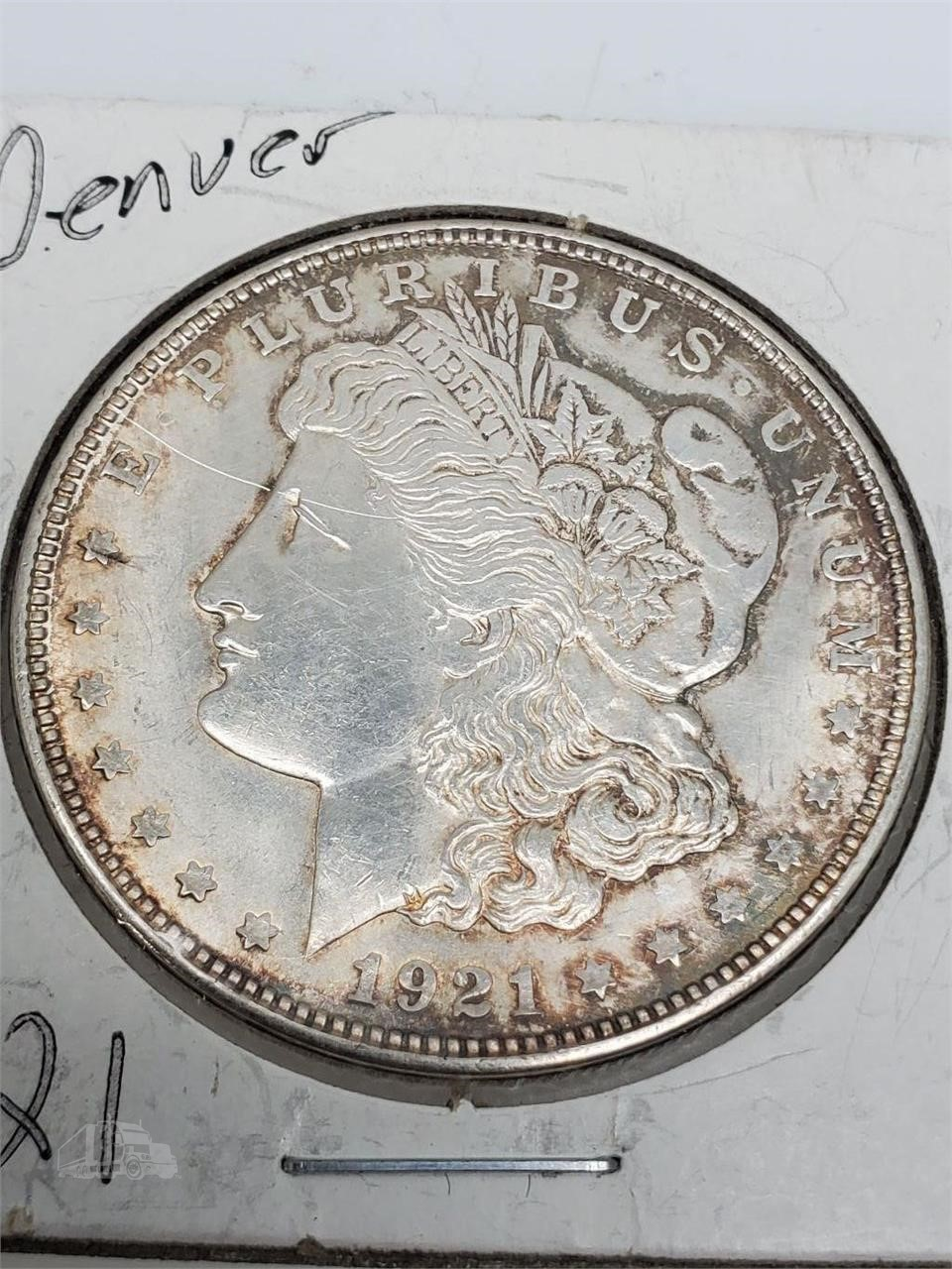 1921 D Morgan Silver Dollar Other Items For Sale 2 Listings Truckpaper Com Page 1 Of 1