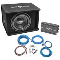 """Skar Audio Single 12"""" Complete 1,200 Watt Sub"""